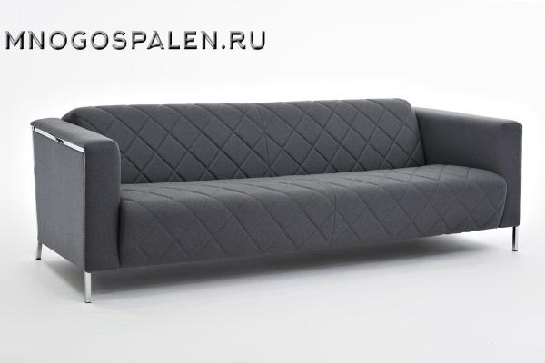Диван Vispo 2-х местный купить в салоне-студии мебели Барселона mnogospalen.ru много спален мебель Италии классические современные